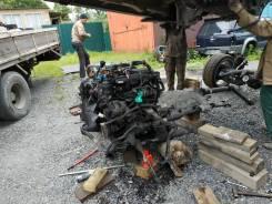 Двигатель M54B30 BMW X5 в разбор.