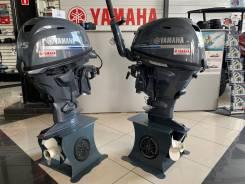 Yamaha. 25,00л.с., 4-тактный, бензиновый, нога S (381 мм), 2020 год