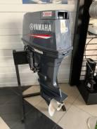 Yamaha. 90,00л.с., 2-тактный, бензиновый, нога L (508 мм), 2020 год