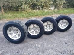 Комплект зимних колес на Prado, SURF, Bighorn и др джипы