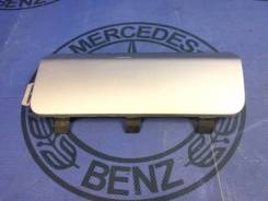 Заглушка бампера Mercedes ML-Class, левая задняя