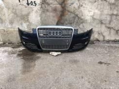 Бампер передний Audi A6 C6 S-line дорестайлинг