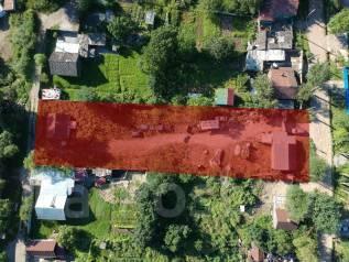 Продам дом с земельным участок 17.8 в р-оне ул. Радищева в Хабаровске. 1 800кв.м., собственность, электричество
