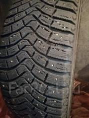 Michelin Latitude X-Ice North 2+. Зимние, шипованные, 2015 год, 10%
