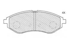 Колодки задние (В наличии) DFP1844
