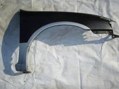 Крыло переднее Nissan Pulsar N15, правое, черное