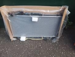 Радиатор охлаждения двигателя. Kia Mentor Kia Spectra, SD Kia Shuma Kia Sephia BFD, T8D