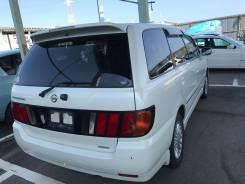Крыло задние правое Nissan Bassara JTU30. QR25DE. 2002 года.
