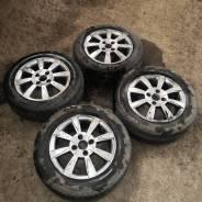 """Продам колеса R14 100x4 (литые диски + шины летние. x14"""" 4x100.00"""
