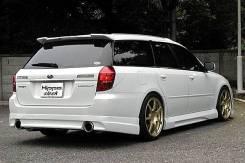 Накладка на спойлер. Subaru Legacy, BP, BP5, BP9, BPE, BPH