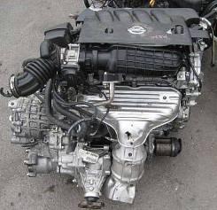 Двигатель Nissan (DFAC) Teana (J31) 2.0 MR20DE