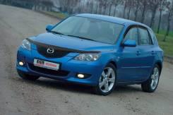 Дефлектор капота EGR черный Mazda 3 / Axela 2003-2009 год