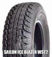 Sailun Ice Blazer WST2. Зимние, шипованные, 2019 год, без износа