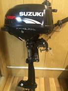 Suzuki. 2,50л.с., 4-тактный, бензиновый, нога S (381 мм), 2009 год