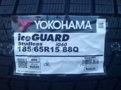 Yokohama Ice Guard IG60. Зимние, без шипов, 2018 год, без износа