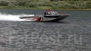 Росомаха. 2012 год, длина 7,00м., двигатель стационарный, 98,00л.с., бензин