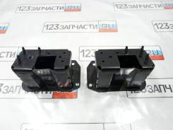 Кронштейн усилителя переднего бампера левый Nissan Murano TNZ51