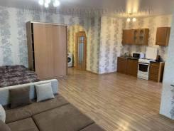 1-комнатная, проспект Красного Знамени 117д. Третья рабочая, проверенное агентство, 50,0кв.м. Интерьер
