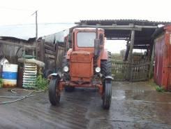 ЛТЗ Т-40М. Подается трактор т40, 36,78 л.с.