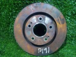 Диск тормозной. Peugeot 4007, GP Citroen C-Crosser, EP 4B11, 4B12
