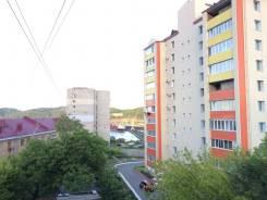 2-комнатная, ул.Тимирязва. Гагарина, агентство, 42,0кв.м. Вид из окна днём