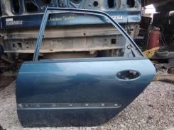 Дверь Renault Laguna 1, левая задняя