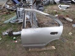Дверь задняя левая Nissan Almera 2000-2008