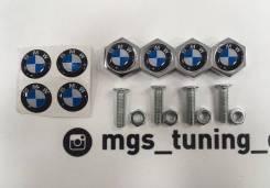 Болты крепления номеров BMW