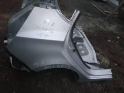 Крыло заднее правое для Hyundai Solaris 2010-2017