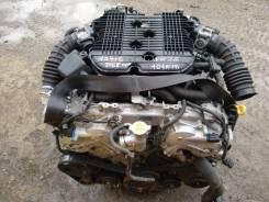 Двигатель Nissan Skyline V36 VQ25HR передний