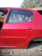 Дверь задняя Peugeot 206 хэтчбек