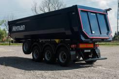 Neman. Самосвальный полуприцеп (Grunwald) Nm-TSt 31 куб. м., 30 тонн, 29 550кг.