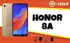 Honor 8A. Новый, 64 Гб, Синий, 3G, 4G LTE, Dual-SIM