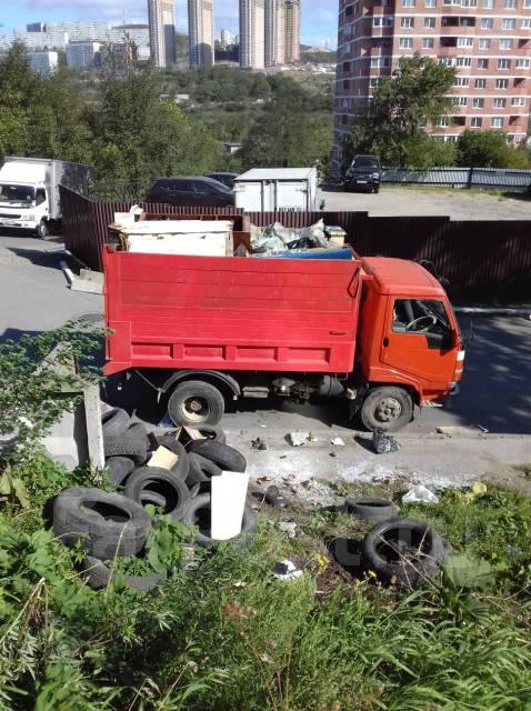 Вывоз мусора . Самосвалы от 3т(4wd)-20т. до 16 куб. (Част. лицо).