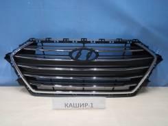 Решетка радиатора Hyundai Elantra 6 AD (2016-нв) [86350f2100]