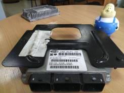 Блок управления двигателем peugeot 307 2,0 RFN