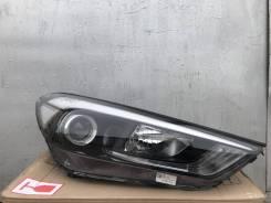 Фара правая Hyundai Tucson 3 LED 92102D7000