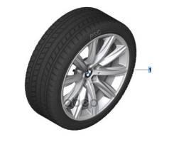Колесо В Сборе Зимн 684 Goodyear Ultra Grip 8 Performance 245/45 R18 5 G30-G31 BMW арт. 36110048021