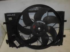 Вентилятор радиатора Mercedes Benz W203 [A2035000193]
