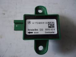 Датчик AIR BAG Mercedes Benz W204 [A1729056100]