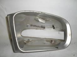 Корпус зеркала Mercedes Benz W220 [A2208100264], правый