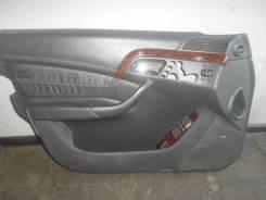 Обшивка двери передней левой Mercedes Benz W220 [A22072011709C05]