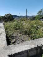 Продается земельный участок с заложенным фундаментом, проектом !. 1 000кв.м., собственность, электричество, вода