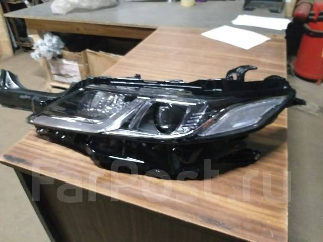Фара передняя левая LED (17-) Toyota Camry XV70 (Тойота Кемри Камри Ик