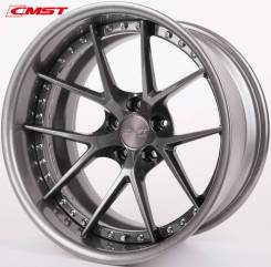 "CMST Forged Wheels. 9.5/9.5x18"", 5x114.30, ET0/-30, ЦО 60,1 мм."