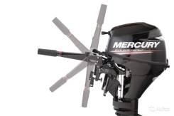 Mercury. 9,90л.с., 4-тактный, бензиновый, нога S (381 мм), 2019 год