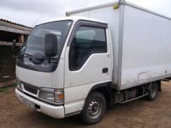 """Isuzu Elf. Срочно продам грузовой фургон """"Isuzu elf"""". 2004 г. в., 3 100куб. см., 2 000кг., 4x2"""