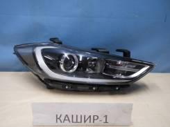 Фара правая Hyundai Elantra 6 AD (2016-нв) [92102F2000]