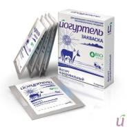 Йогуртель Bio ацидофильный йогурт (5 пакетов -саше)
