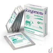 Йогуртель Bio биокефир (5 пакетов -саше)